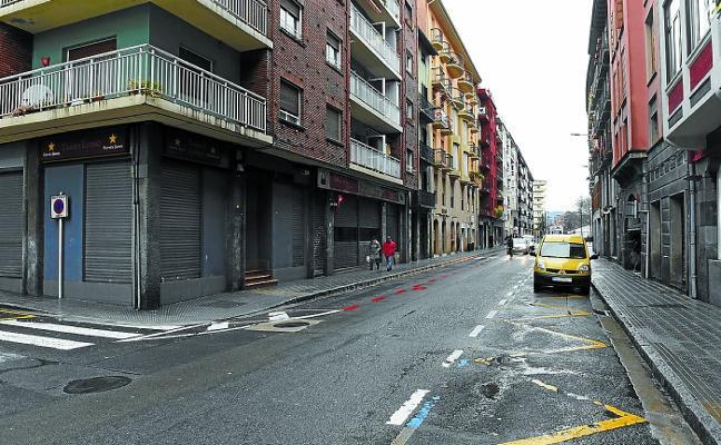 Aplican veintidós puntos a un joven bilbaíno tras recibir otro botellazo en el Carnaval de Tolosa