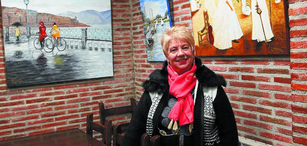 Mª Isabel Zurutuza expone en Altarte