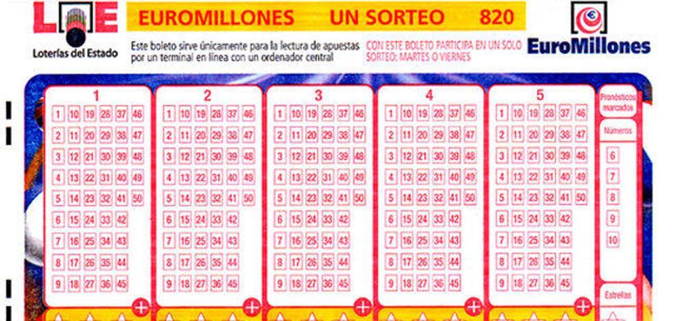 Euromillones viernes: resultados del sorteo del 23 de febrero