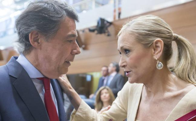 «Cristina Cifuentes era las manos, los oídos y la voz ejecutiva de Ignacio González»