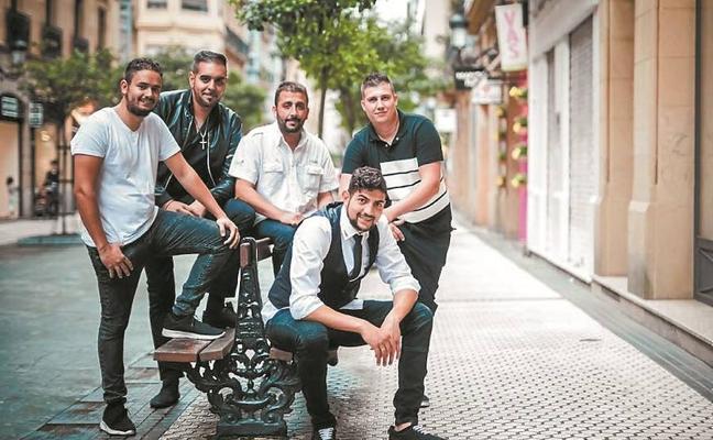 Sonakay: El 'Txoria Txori' gitano que arrasa en 'Got talent'
