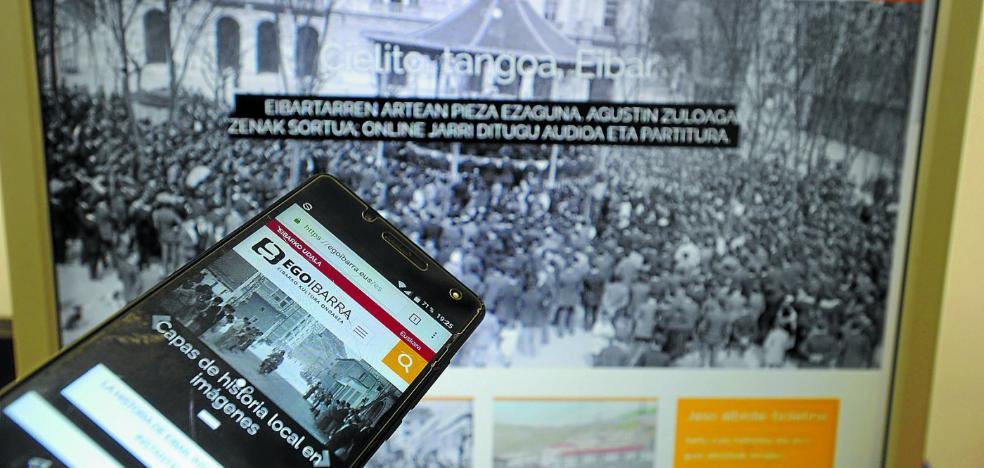Aniversario de la web de Ego-Ibarra