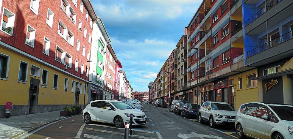Más aparcamientos y «seguridad» en Trenbide