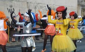 Trintxerpe se vuelca con el carnaval