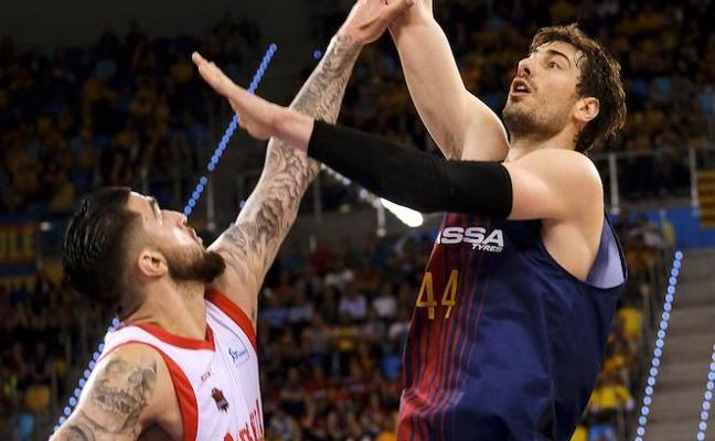 El Barça doblega al Baskonia y se mete en semifinales de Copa