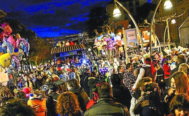 Tolosa dice «basta» al ruido en carnaval