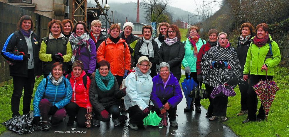 Iratzarri celebrará el 'Día de la Mujer' con una salida al nacedero del Urederra