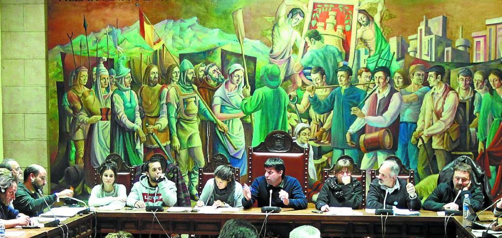 El PSE-EE solicita crear una comisión para organizar el 700 aniversario de la villa