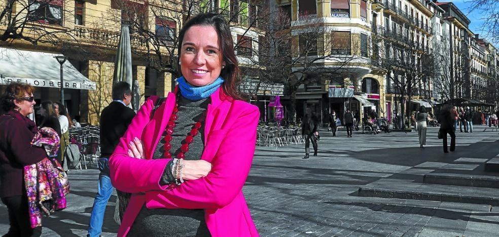 «Queremos que los pisos turísticos se regulen, pero no como en Donostia»