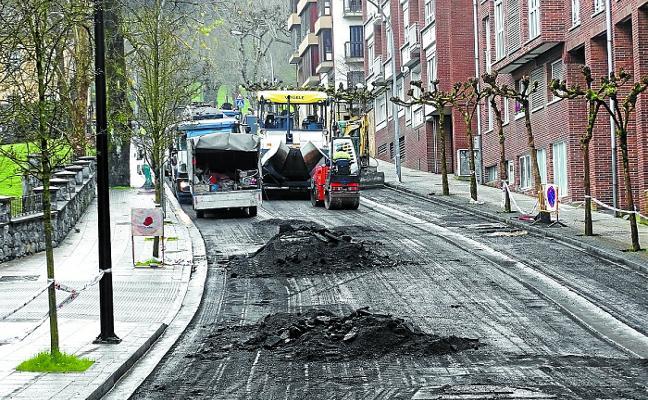 Zabalotegi, Toki Eder, Larramendi y Osintxu nuevos objetivos del asfalto