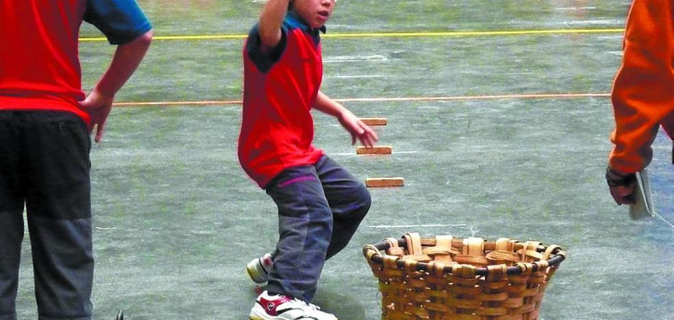 Igantzi y Berroeta, escenarios de las dos últimas jornadas de los juegos deportivos