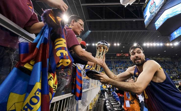 Los mejores momentos del Real Madrid-Barcelona, en imágenes