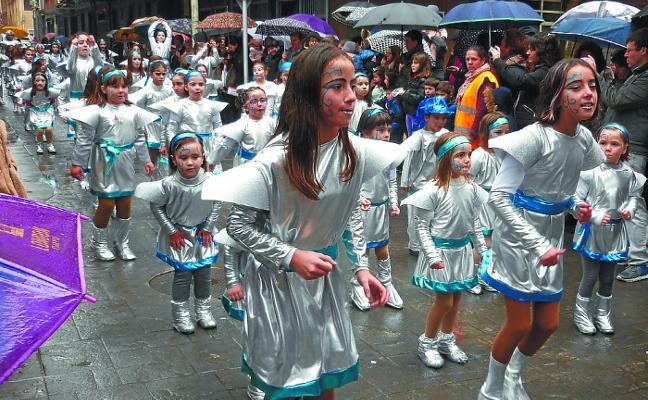 El Carnaval se despide con ritmo