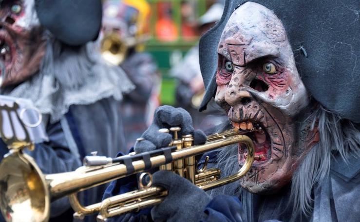 Carnaval de Basilea, Patrimonio Cultural de la Humanidad
