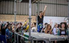 Más de 200 bailarines aspiran a 'Fama, a bailar' en Bilbao: «Vengo de Londres, ¡el baile es mi vida!»