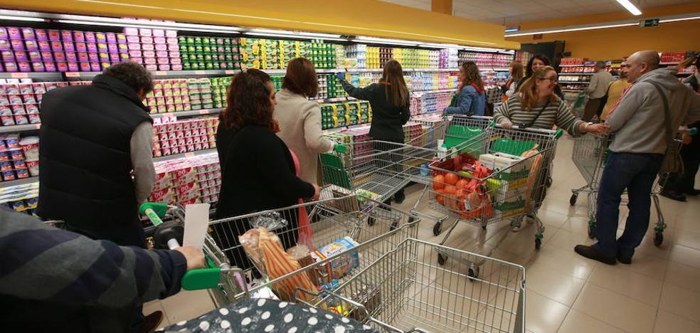 Irun y Donostia, tiendas top de ventas de Mercadona