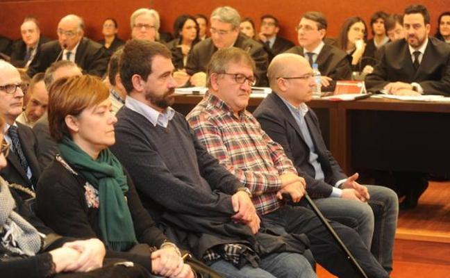 Los Ertzainas del 'caso de Miguel' dicen que las pruebas recogidas se ajustaron a lo fijado por el juez