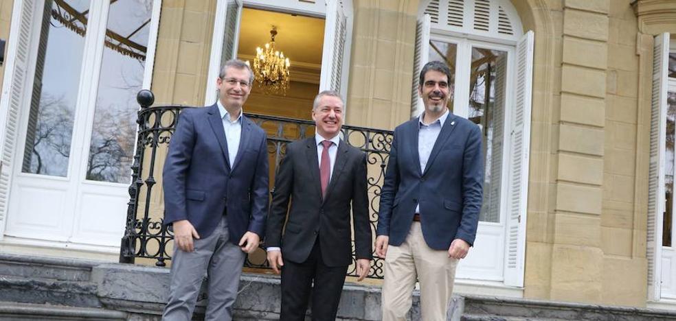 El Palacio de Aiete se convierte en un centro pedagógico en derechos humanos