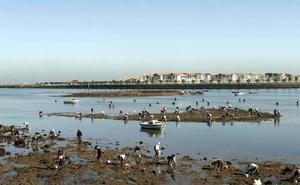 La bahía de Txingudi, entre las elegidas para estudiar el cambio climático