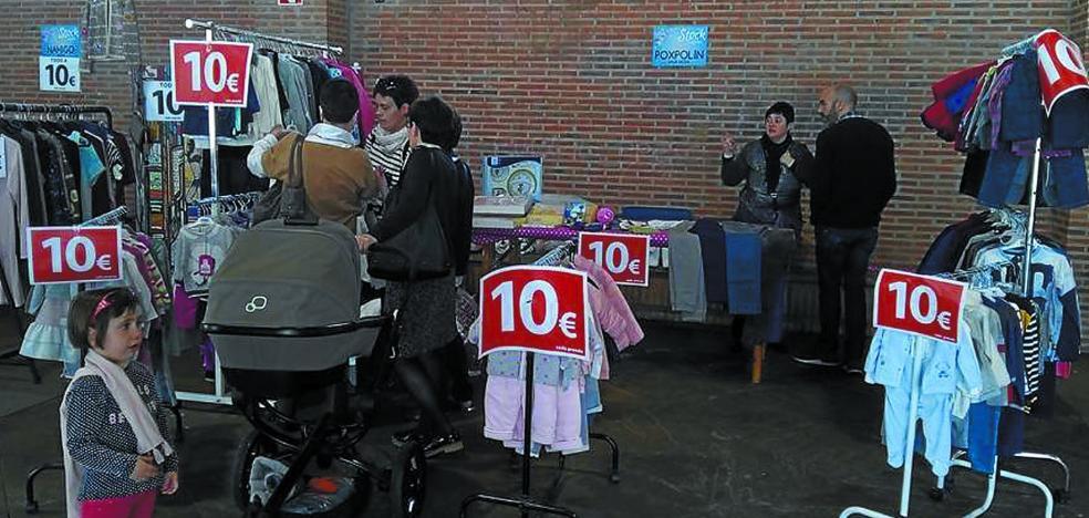 Ilinti celebrará una nueva feria del stock el próximo sábado en la plaza