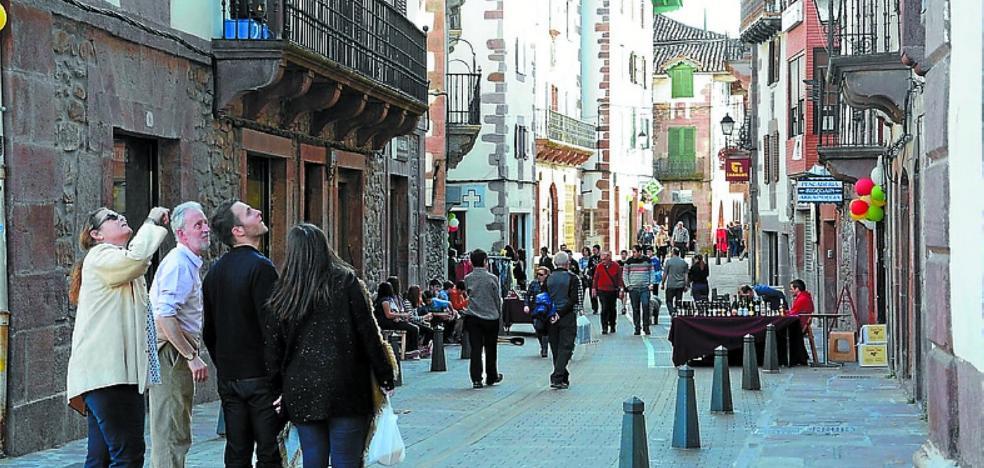 Navarra cerró 2017 con con el récord de más de 1,4 millones de turistas
