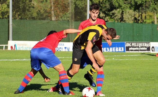 Egoera zailean geratu dira gorrixak Basconiaren aurka 3-0 galdu ostean