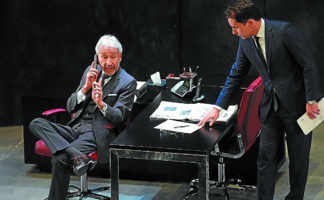 José Sacristán abre el turno del público con dos llenos consecutivos