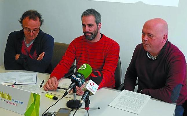 EH Bildu define como «lamentable» la decisión de descartar San Miguel-Anaka