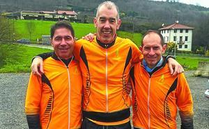 Atletas de Argixao, de nuevo en las pruebas populares