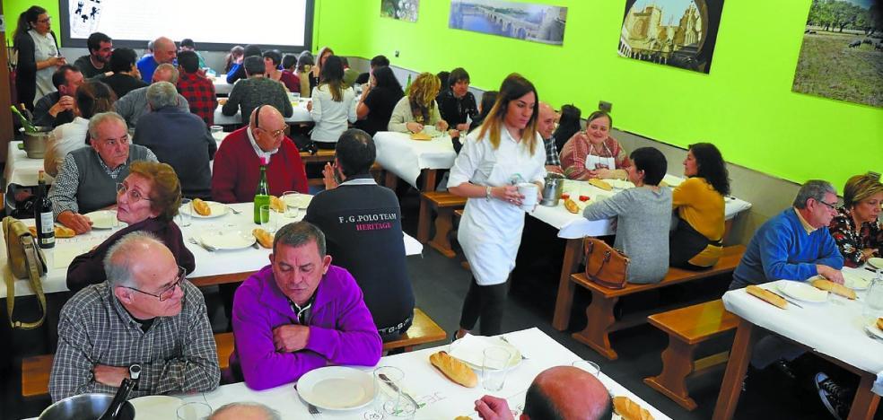 Éxito de la Casa de Extremadura en su celebración de la Fiesta de la Matanza