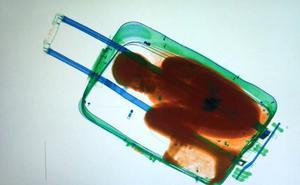 El juicio del 'niño de la maleta' se salda con una multa de 92 euros
