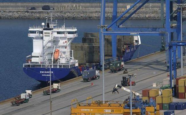 Euskadi aumentó sus exportaciones un 10,5% el pasado año y obtuvo un superávit de 5.204 millones en el saldo exterior