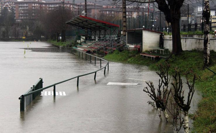 Inundaciones en Gipuzkoa
