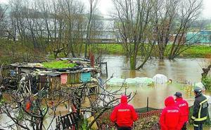 «Estamos condenados a vivir en vilo por el nivel del río»