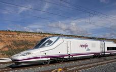 Renfe lanzará el próximo 25 de febrero una oferta de 25 euros para el AVE