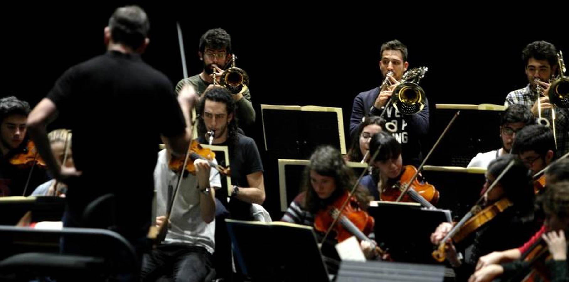 El Concierto Solidario de los jóvenes cumple 10 años de la mano del Orfeón y Musikene