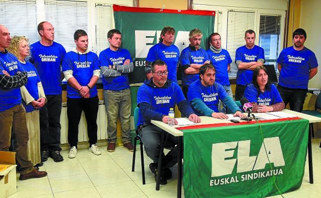 Trabajadores de Tolosaldea Bus denuncian la «financiación de su precariedad laboral»