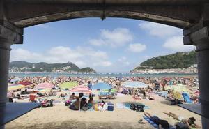 La Concha repite como mejor playa de Europa