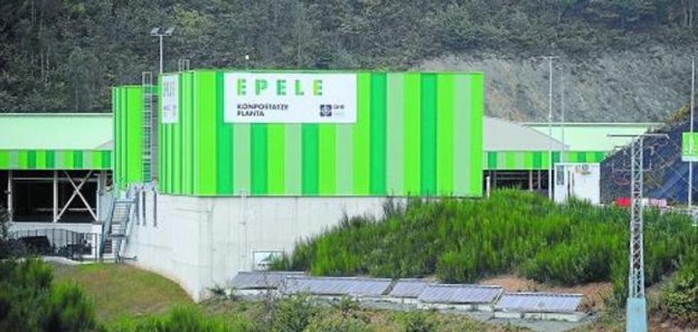 La planta de compostaje de Epele se pondrá en marcha en próximas semanas