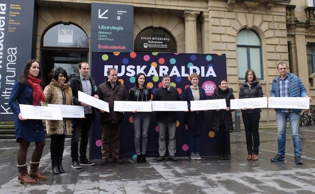Herrien txanda 'Euskaraldia: 11 egun euskaraz' ekimenean