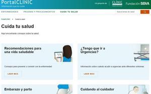 Nace PortalCLÍNIC, una web de salud en español fiable y contrastada