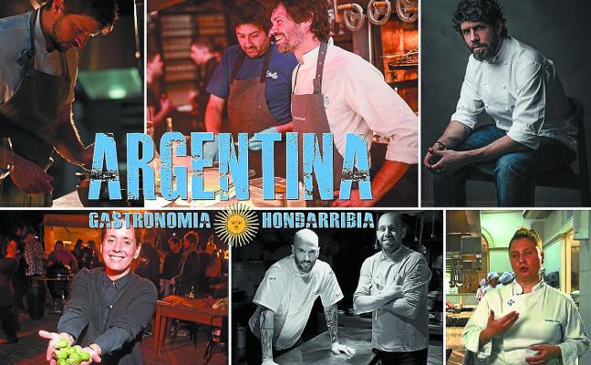 La gastronomía argentina será protagonista de cuatro cenas en marzo