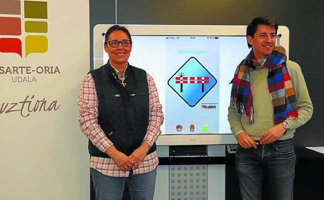 En marcha la app 'Horkonpon' para avisar de incidencias al Ayuntamiento