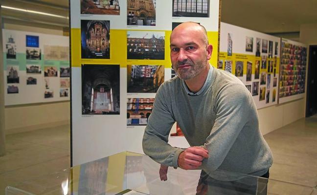 Fernández d'Arlas: «Seguimos sin dar valor a los edificios hasta que los perdemos»