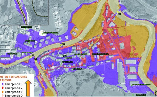 Presentado el Plan municipal de actuación por emergencias ante el riesgo de inundación