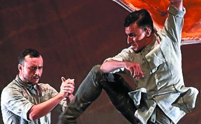 Daniel Doña presenta 'Hábitat', una fusión de vanguardia y flamenco en el Victoria Eugenia