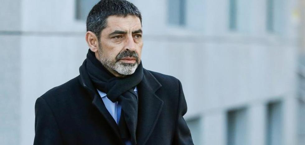 La juez deja en libertad sin fianza a Trapero
