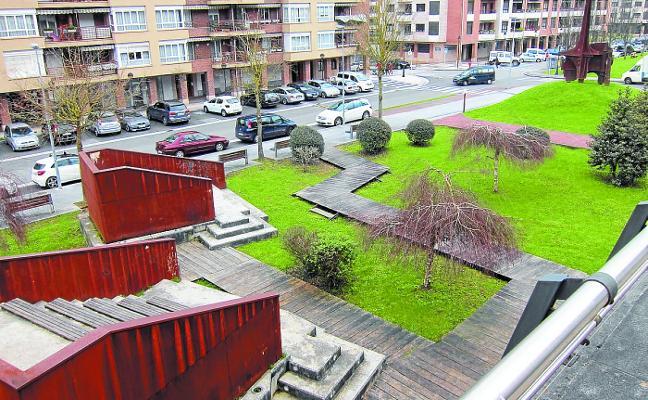 EH Bildu tacha de «decisión unilateral» del PNV la ubicación del parque cubierto