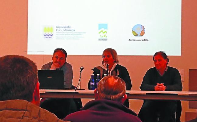 La Diputación rehabilitará el camino entre San Telmo y la punta de Algorri