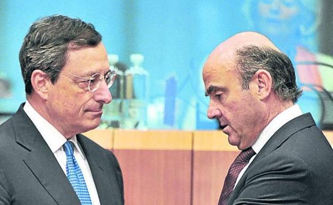 De Guindos busca pareja para la era pos-Draghi
